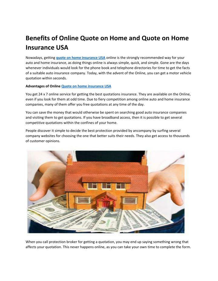 Home Insurance Florida >> Ppt Quotes On Home Insurance Florida Powerpoint
