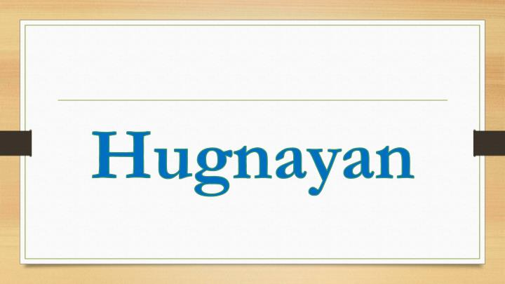 Hugnayan