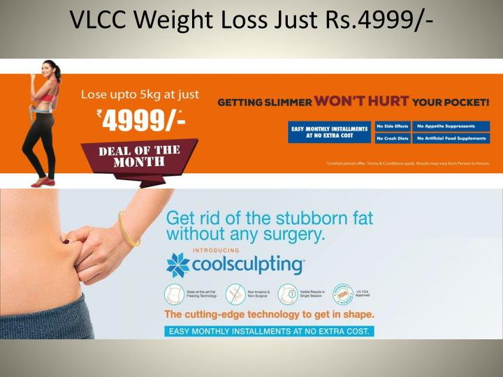 Ppt Vlcc Diet Tips For Weight Loss Just 4999 Powerpoint