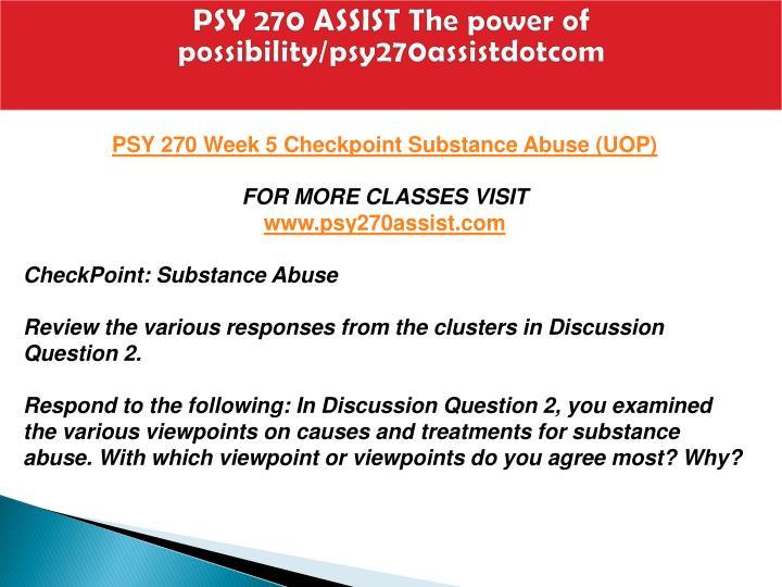 psy 270 dsmiv Psy 270 week 8 assignment dsm-iv evaluation appendix h/uoptutorial psy 270 week 8 assignment dsm-iv evaluation psy 270.