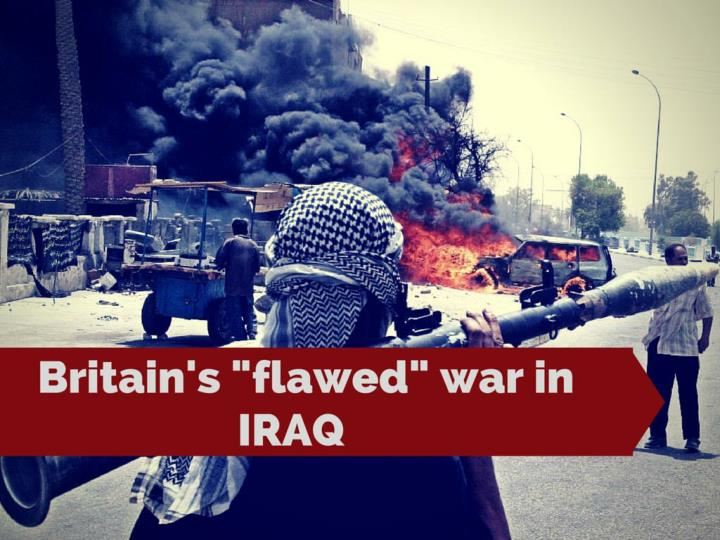 england s imperfect war in iraq n.