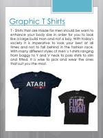 graphic t shirts3