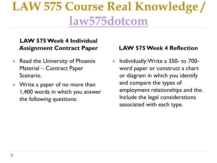 Law Coursework Assignment Contract Law Research Paper Help