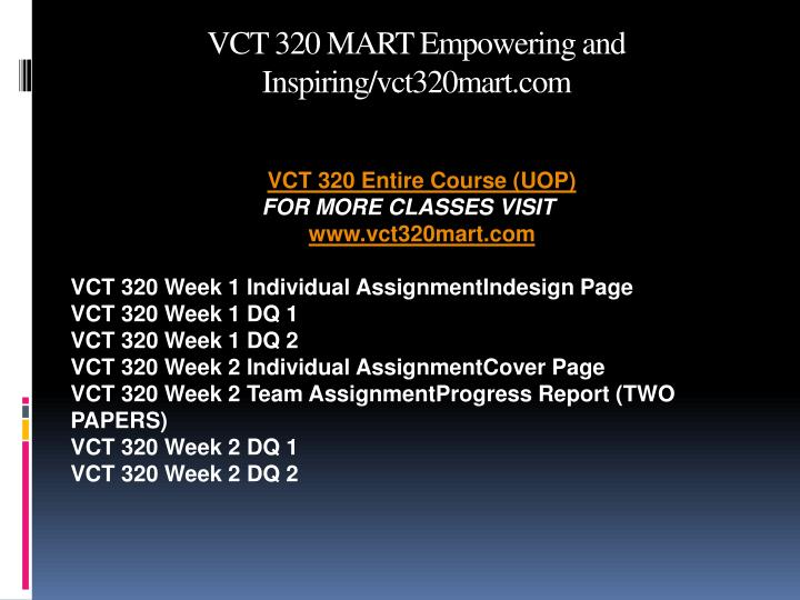 Vct 320 mart empowering and inspiring vct320mart com1
