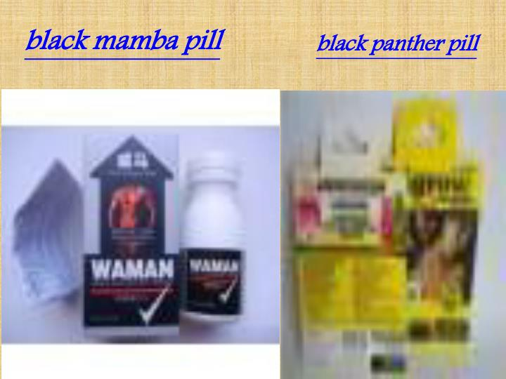 black mamba sex pill side effects young black girls video