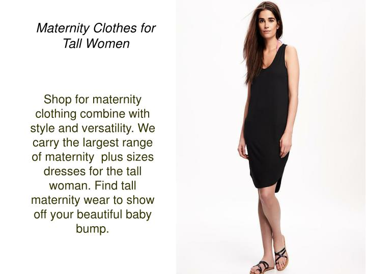 style for tall women Look great in styles that suit your height with tall women's swimsuits from athleta swimwear for tall women is a must.