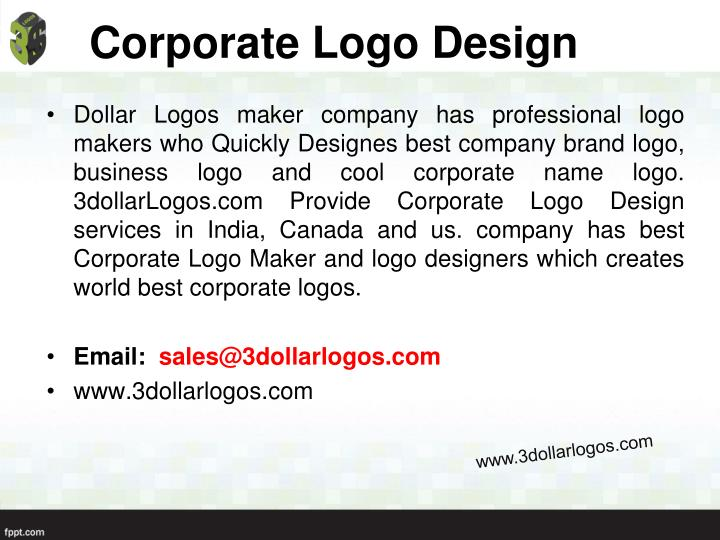 Corporate Logo Design
