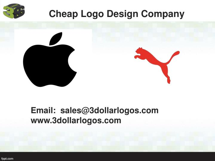 Cheap Logo Design Company