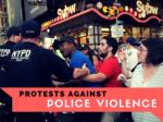 dissents against police violence