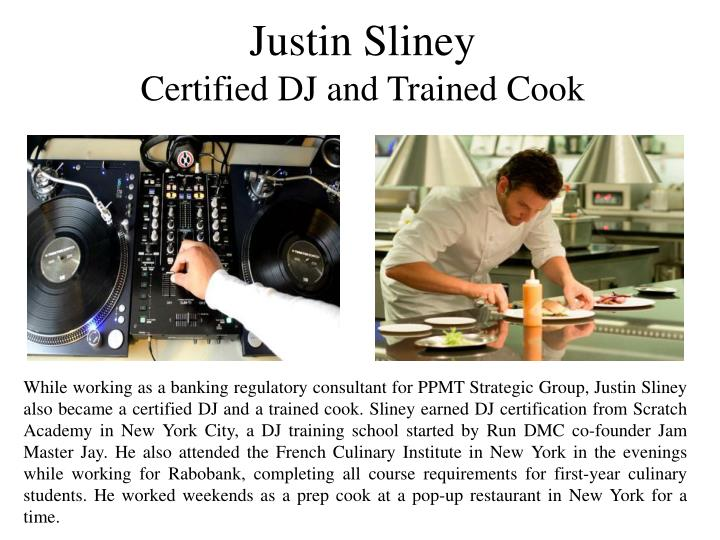Justin Sliney