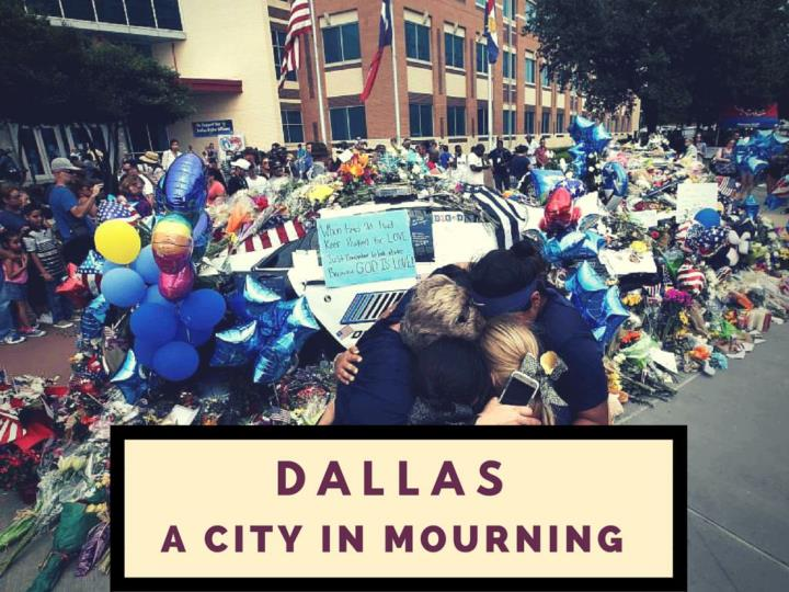 dallas a city in mourning n.