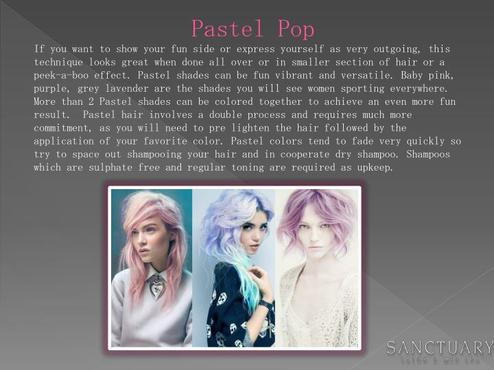 Pastel Pop