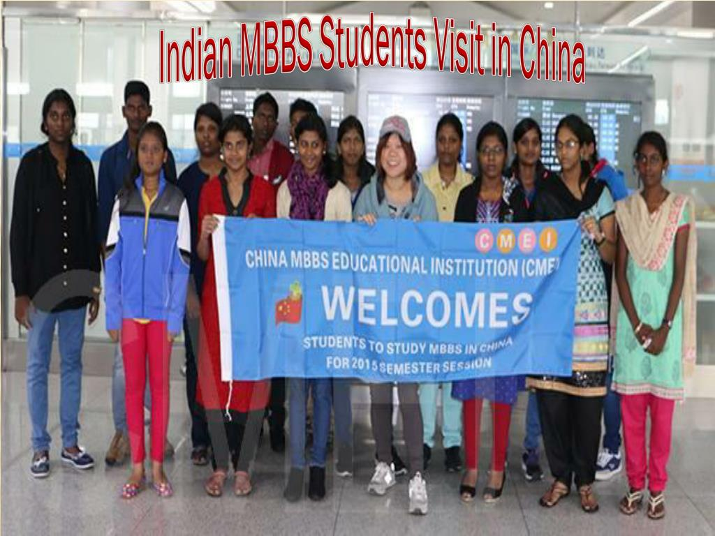 PPT - Study MBBS in China for Indian Students PowerPoint
