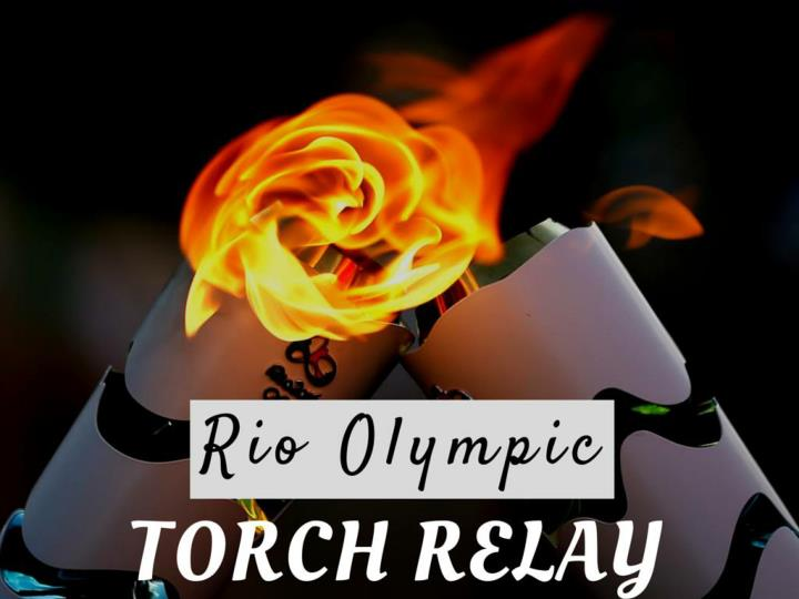 rio olympic light relay n.