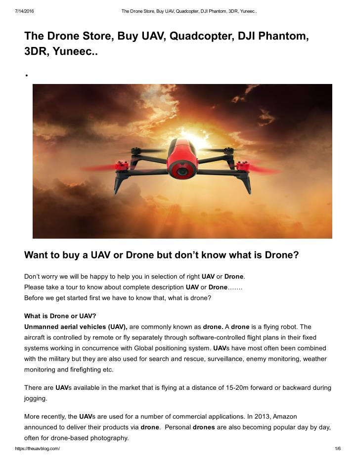 PPT - The Drone Technology PowerPoint Presentation - ID:7368416