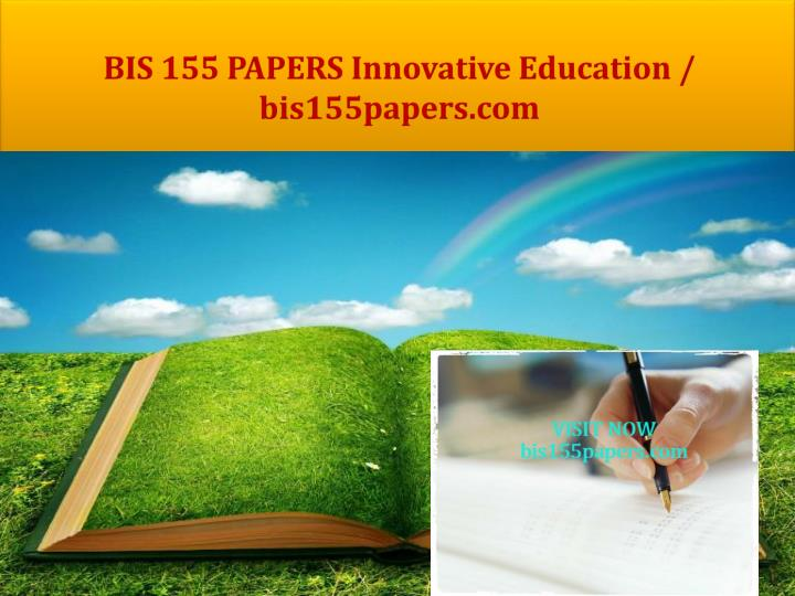 bis 155 papers innovative education bis155papers com