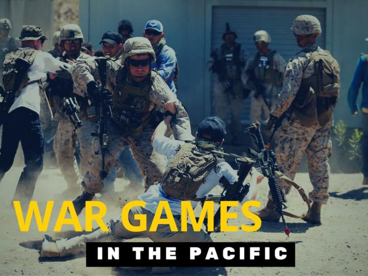 war diversions in the pacific n.