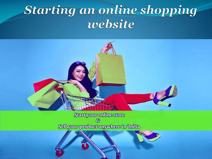 starting an online shopping website n.