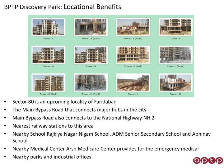 BPTP Discovery Park: