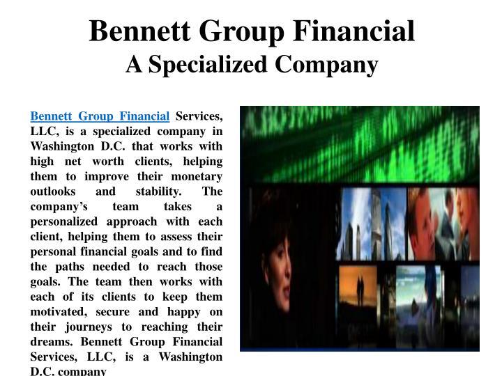 Bennett Group Financial