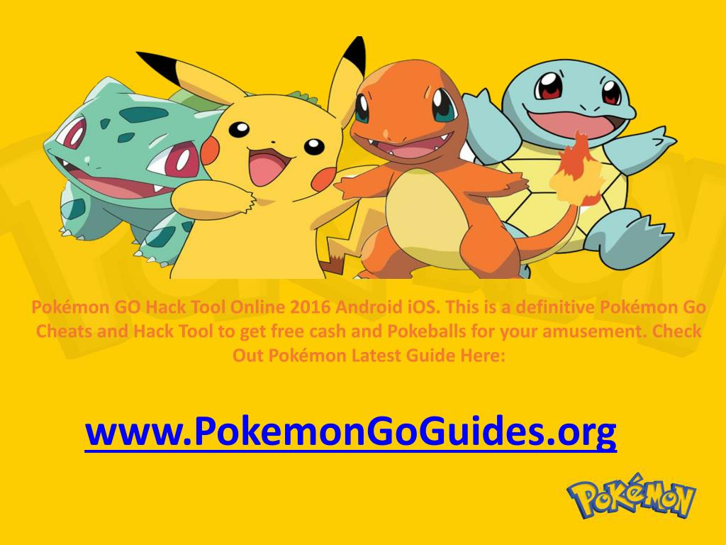 PPT - The ultimate Pokémon GO Tips and Tricks at PokemonGoGuides org