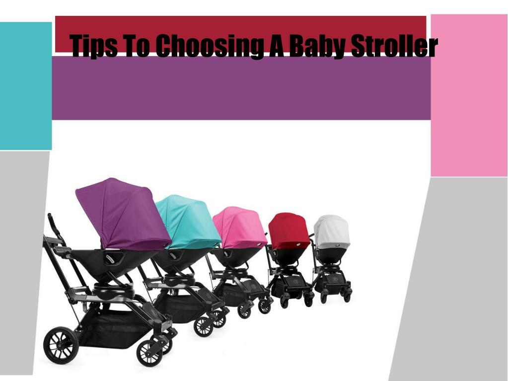 Image result for Tips for choosing a baby stroller