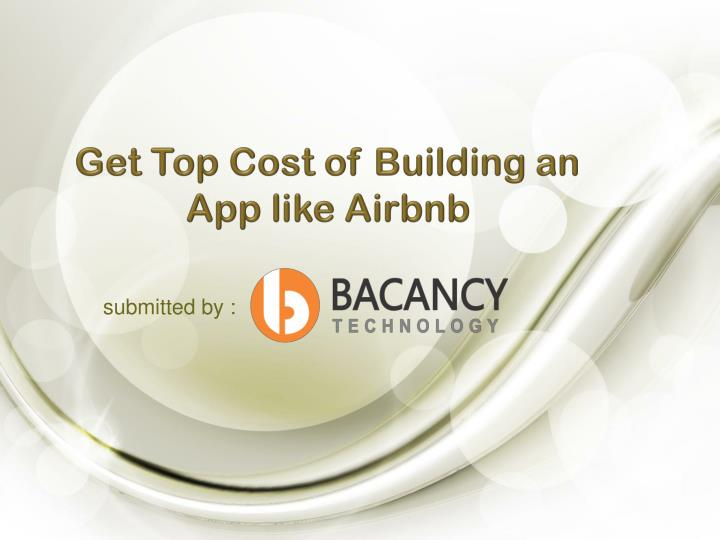 get top cost of building an app like airbnb n.