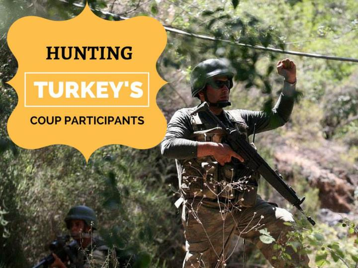 chasing turkey s upset participants n.