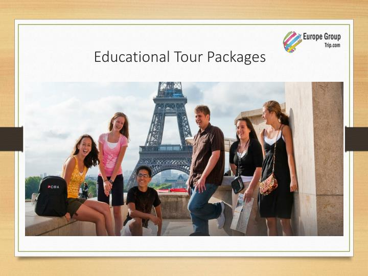Educational Tour Packages