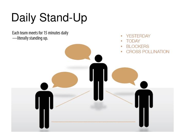 Daily Stand-Up