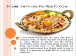 briyani everything you need to know1