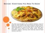 briyani everything you need to know2