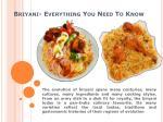briyani everything you need to know4