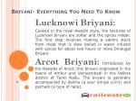briyani everything you need to know8
