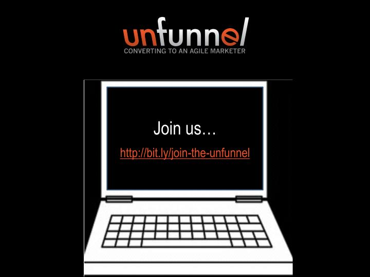 Join us…