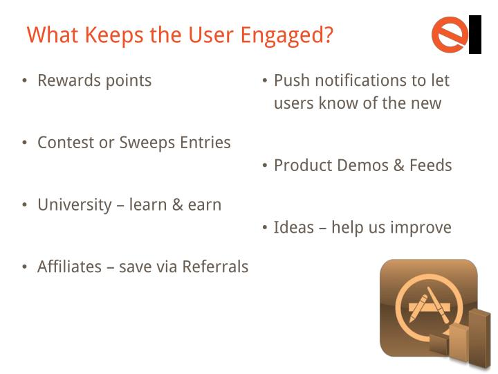 What Keeps the User Engaged?