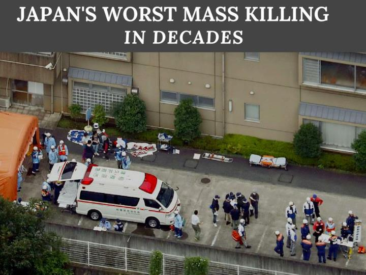 japan s most noticeably awful mass slaughtering in decades n.
