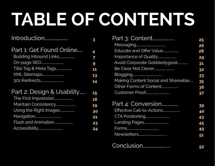 25 steps of a website design strategy that sells