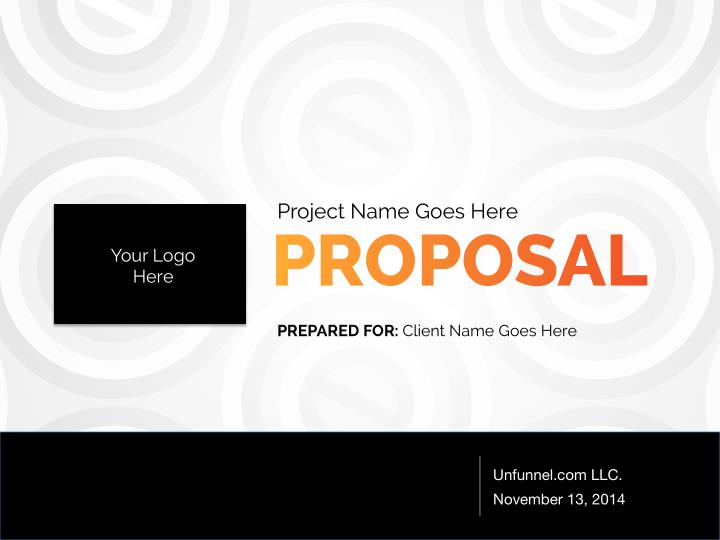 rfp presentation template - ppt partner lead generation proposal template powerpoint