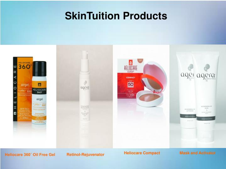SkinTuition Products