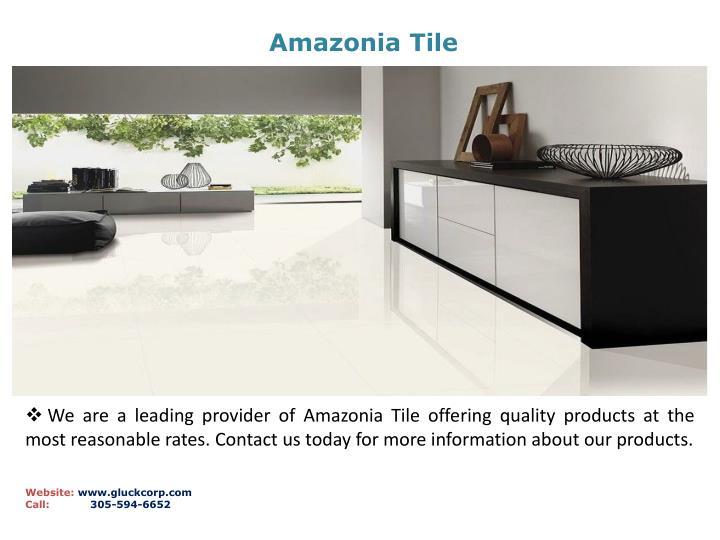 Amazonia tile