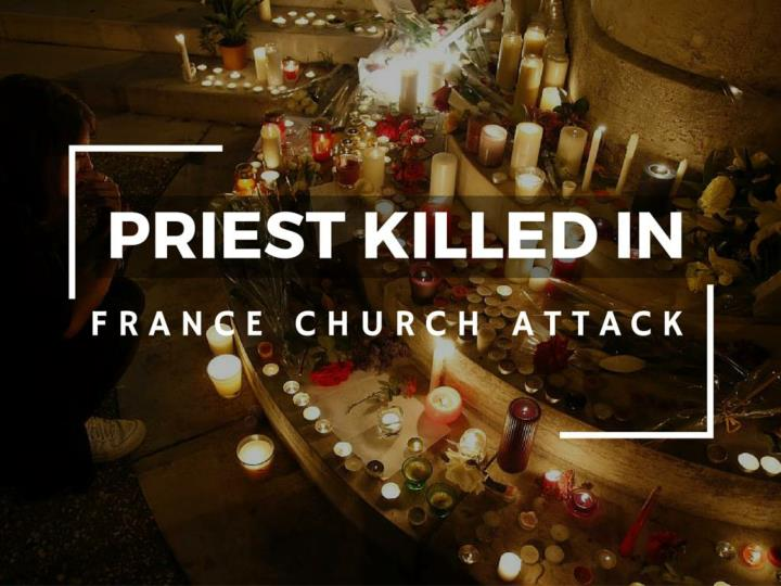 minister executed in france church attack n.