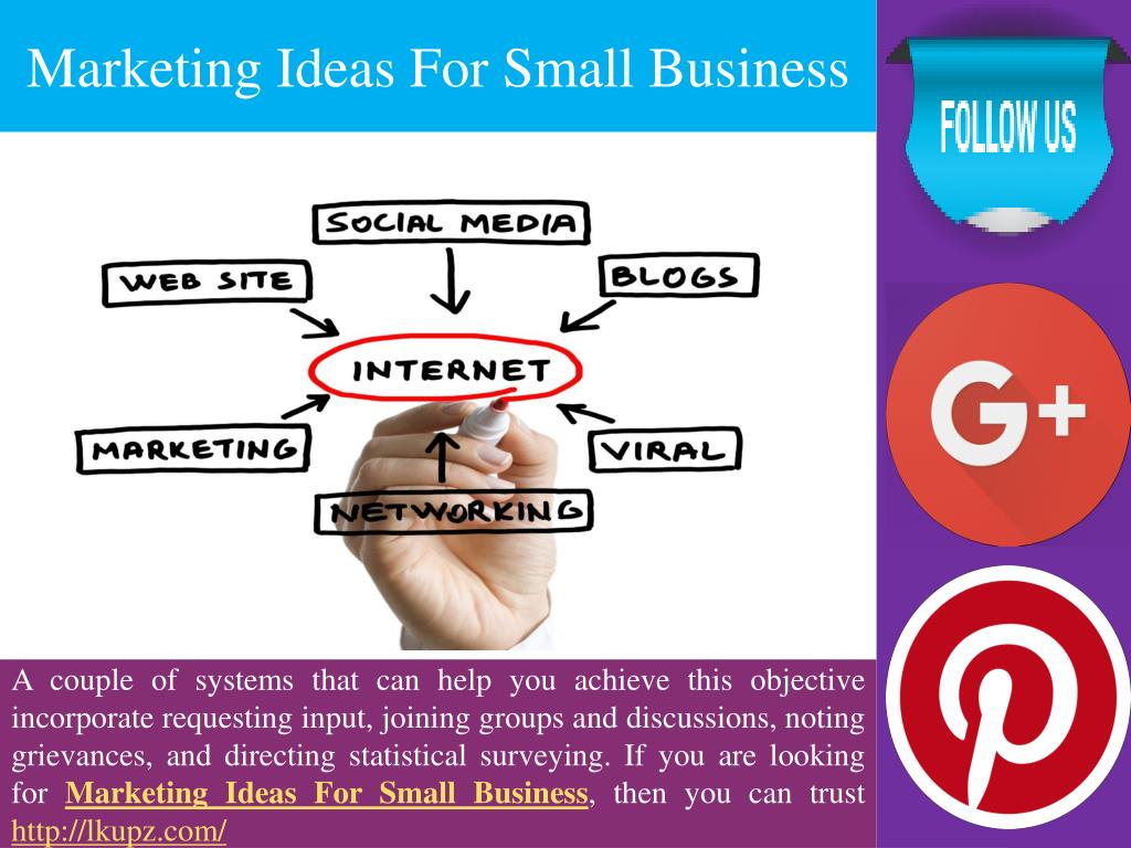 Ppt Marketing Ideas For Small Business Missouri City Point Presentation Id 7376100