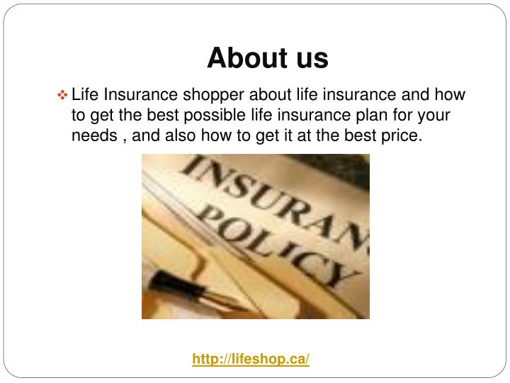Best life insurance options canada