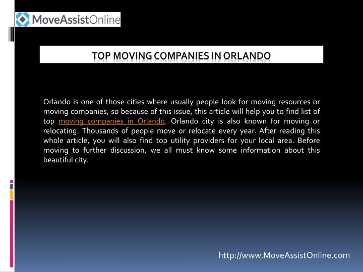 Top moving companies in orlando1