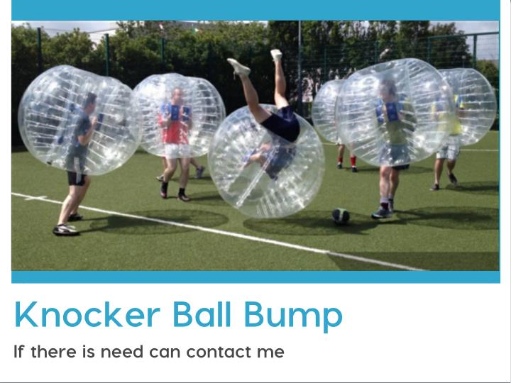 Knocker Ball Bump