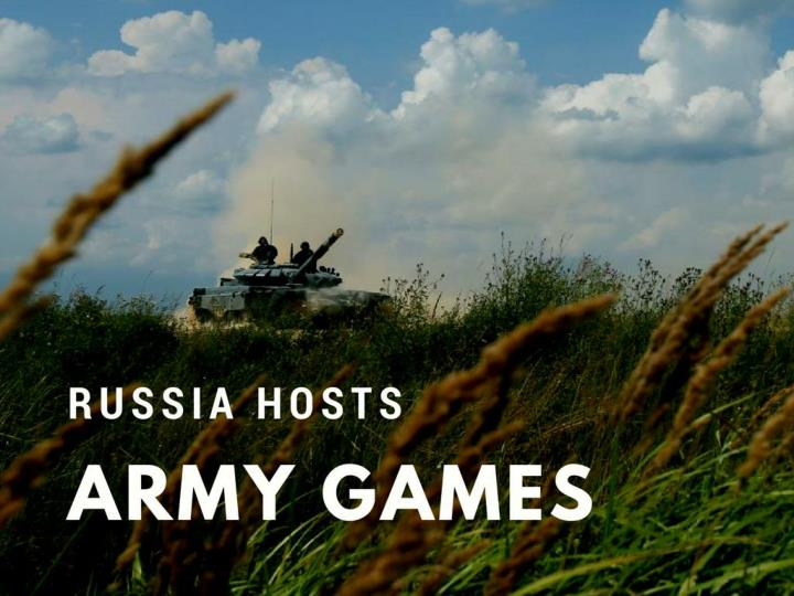 russia has armed force games n.