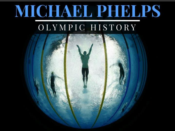 michael phelps olympic history n.