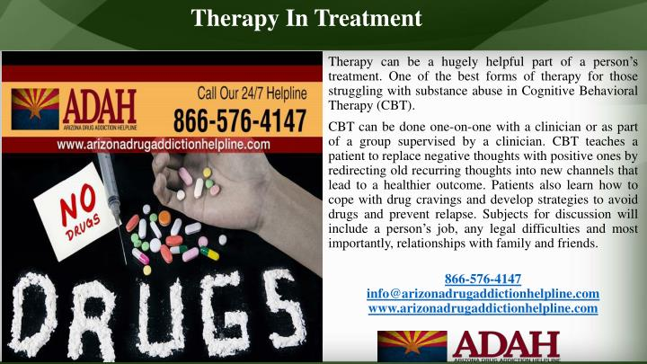 Therapy In Treatment