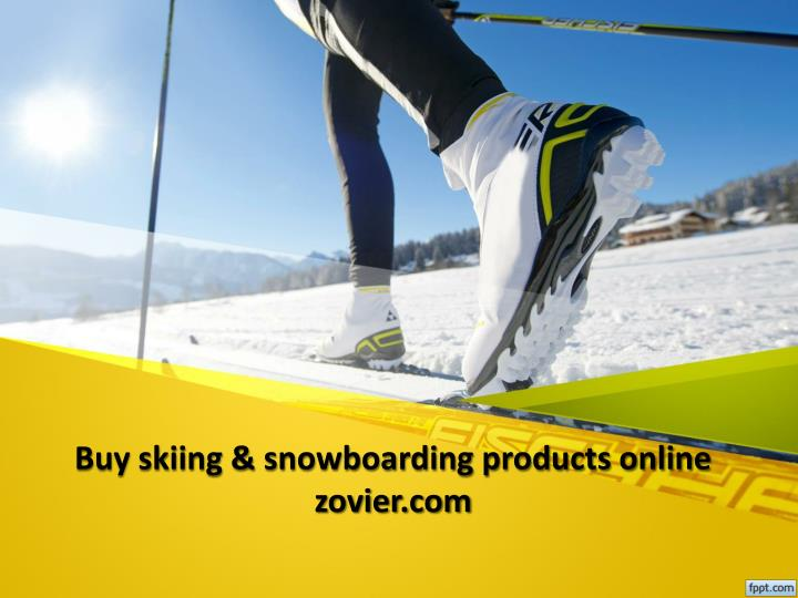 Buy skiing snowboarding products online zovier com